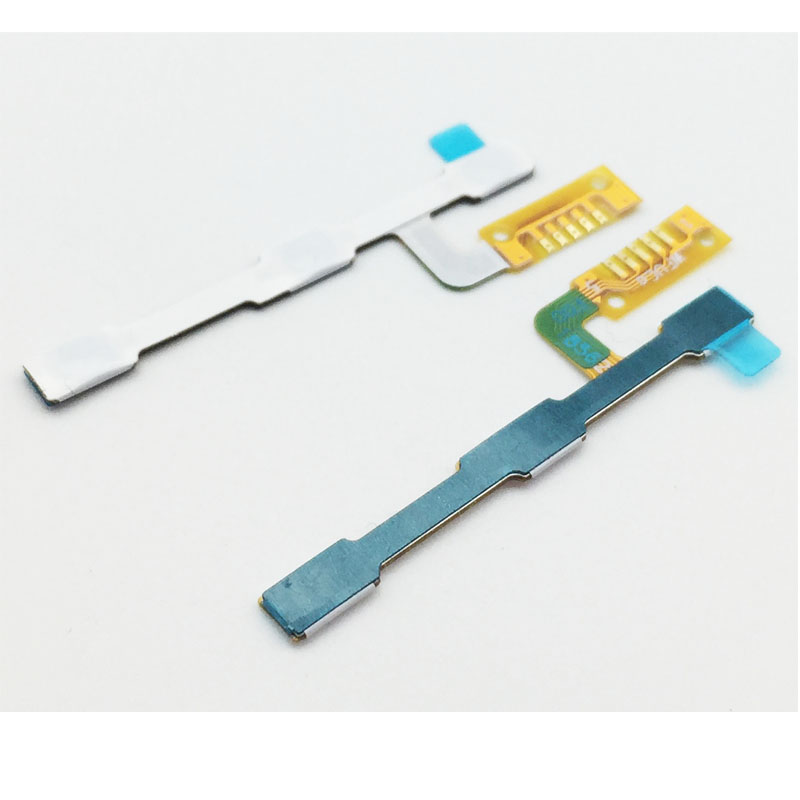 New Power Button Volume Key Flex Cable FPC For ZTE Blade L3 Replacement Parts