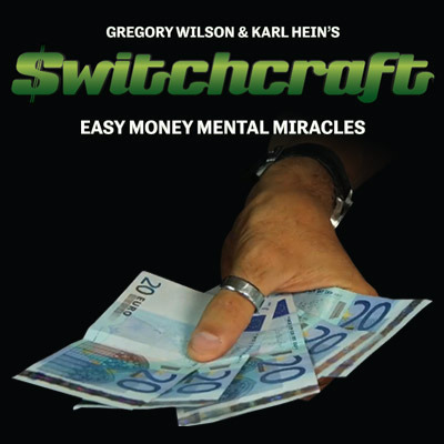 2015 Switchcraft by Greg Wilson and Karl Hein-Magic tricks