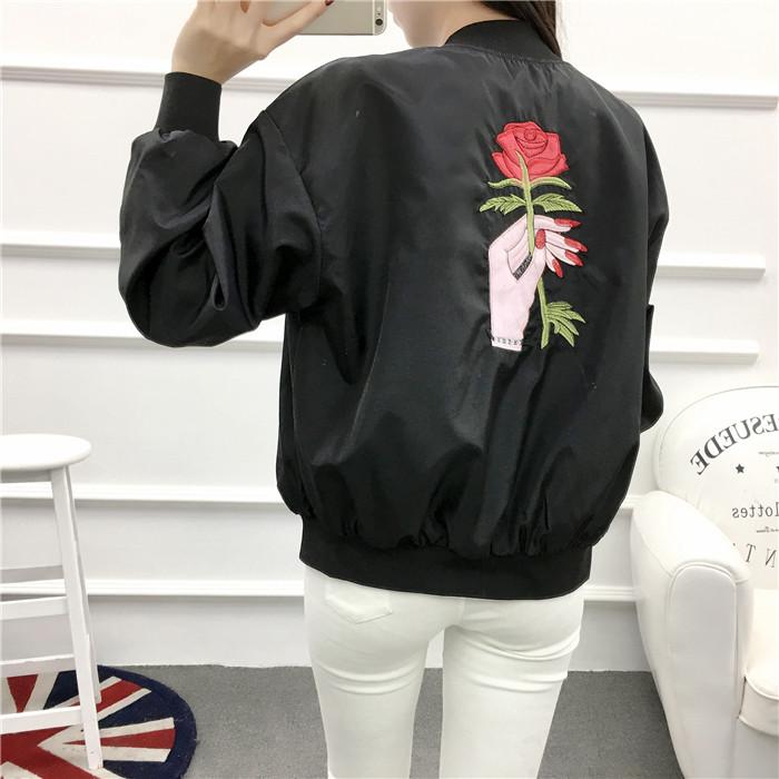 HTB1FbjgPVXXXXcKXVXXq6xXFXXXn - Rose Embroidery Women's Jackets PTC 53
