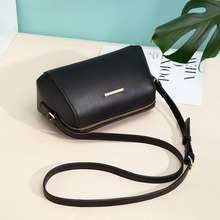 Women Shoulder Bags of Famous Brand Real leather luxury female bag fashion massager style solid color lady shoulder bag