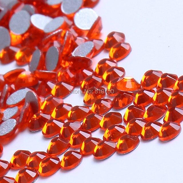 1440p SS10 2.8mm Hyacinth Nail Rhinestones Crystal Non Hotfix Rhinestones  For Nails 3D Nail Art Decoration DIY Beads 7149d8f3764a