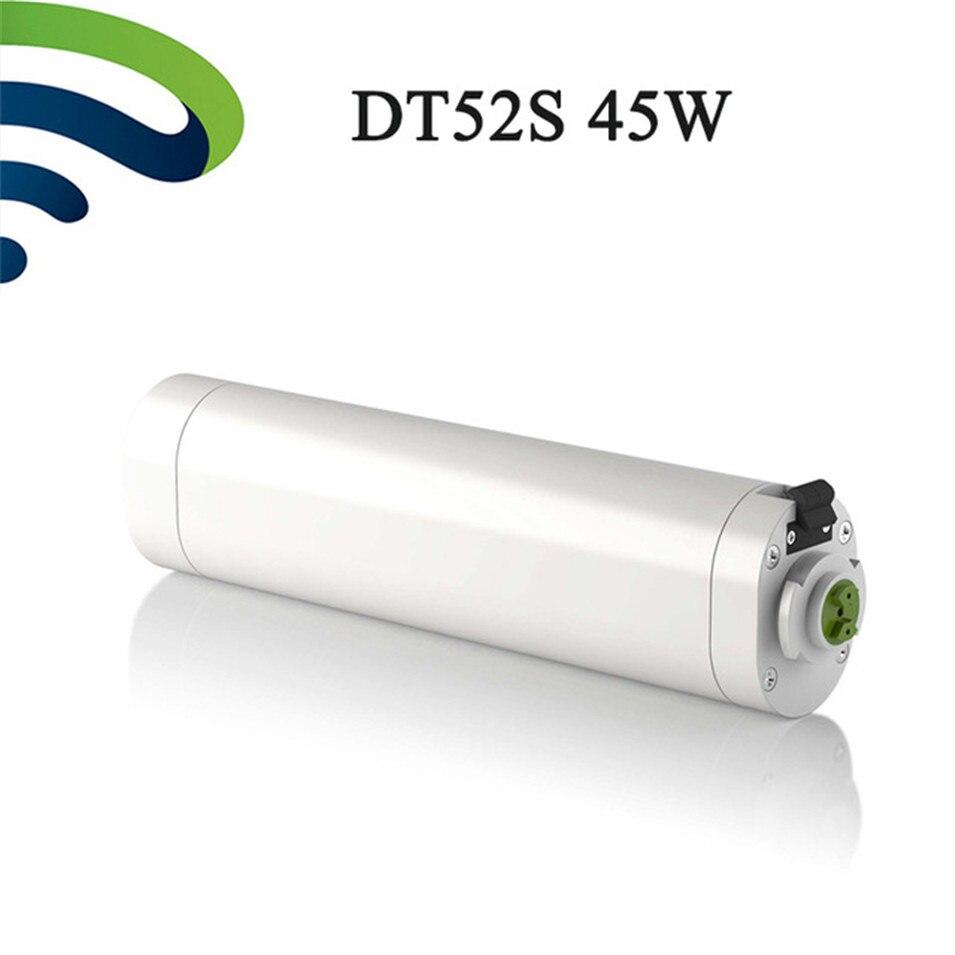 Dooya DT52S 45 Вт занавес мотор + Tuya приложение wifi занавес переключатель, Alexa/Google домашний умный Голосовое управление занавес система, домашний авт...