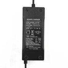 Yzpower 12.6 В 7A Интеллектуальный литий-ионный Батарея Зарядное устройство для lipo 12 В Батарея pack