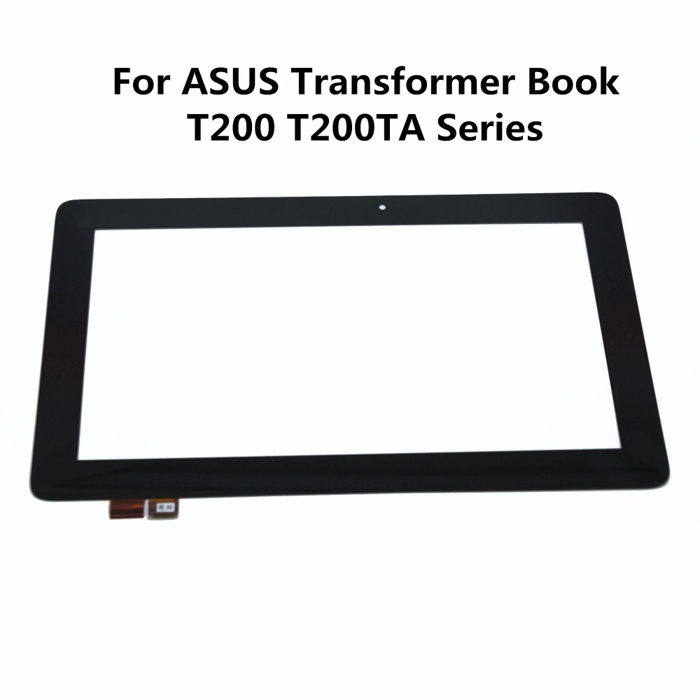 For ASUS Transformer Book T200 T200TA 11.6 TOP11H86 V1.1 New Touch Panel Touch Screen Digitizer Glass Sensor Lens Replacement original 14 touch screen digitizer glass sensor lens panel replacement parts for lenovo flex 2 14 20404 20432 flex 2 14d 20376