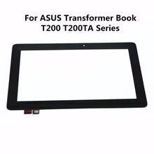 """Для ASUS Transformer Book T200 T200TA 11.6 """"TOP11H86 V1.1 новый сенсорный Панель Сенсорный экран планшета Стекло Сенсор Замена объектива"""