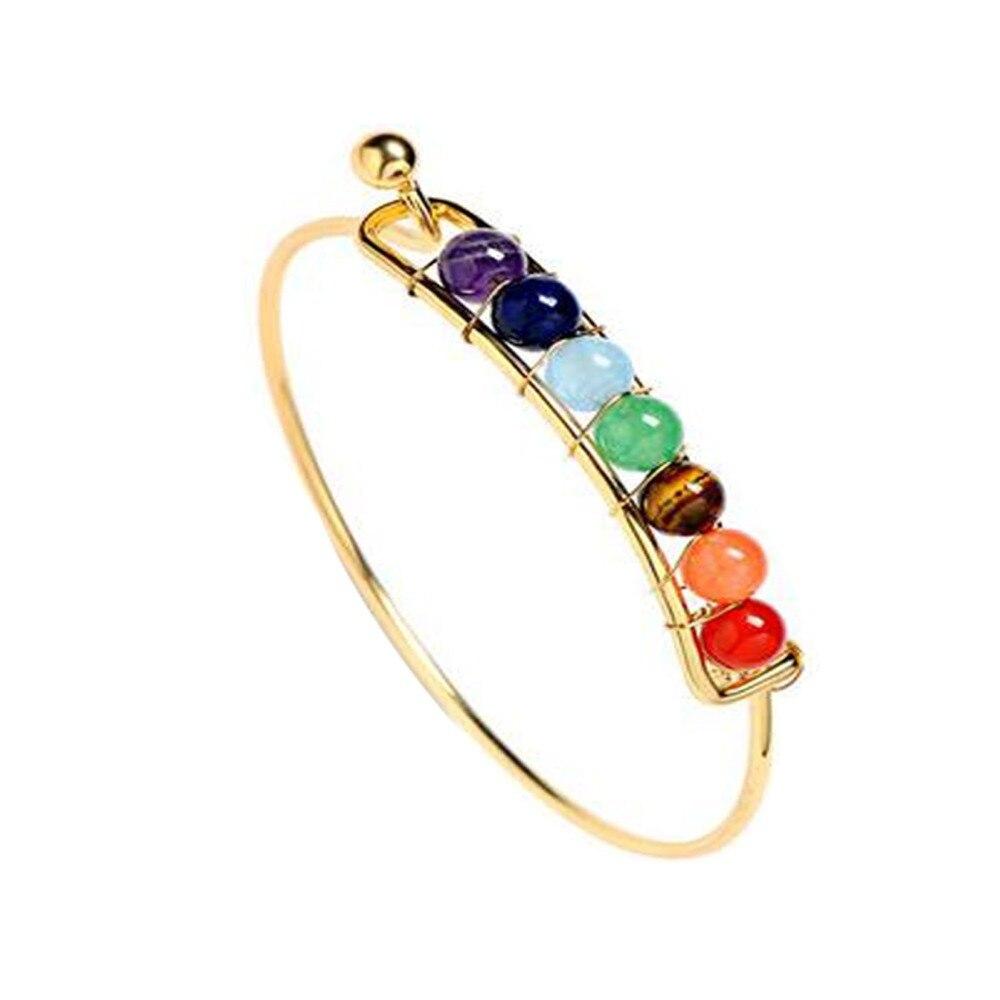 BC012-11 Chakra Bracelets