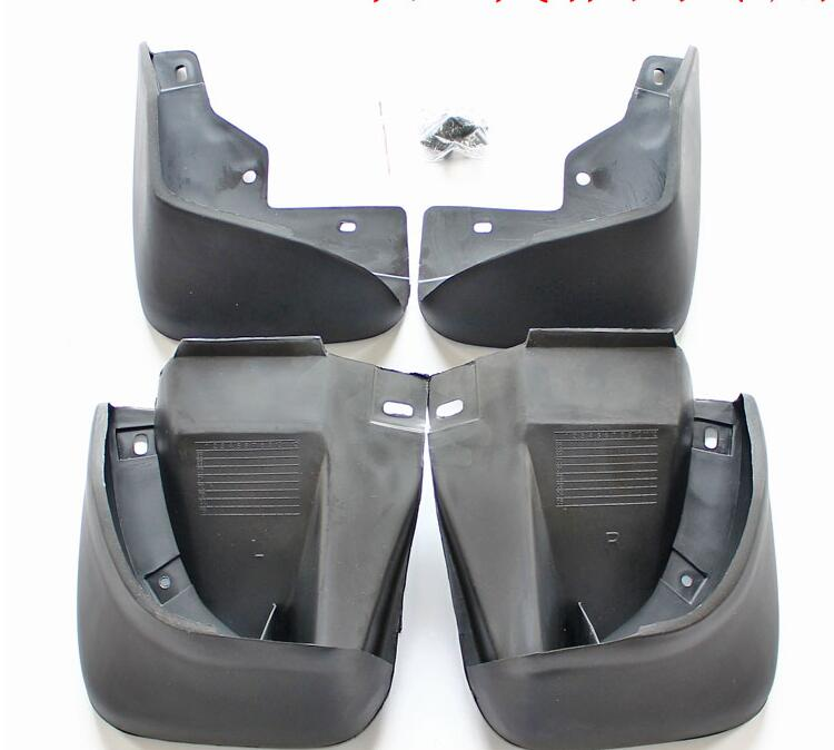 4pcs Auto Mud Guard Splash Flap Mudguard Mudflaps Fender For Honda Accord Exterior Accessories 1992 2002