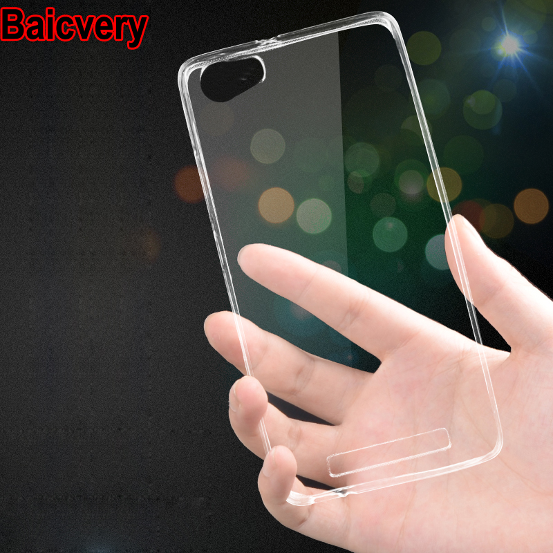 0.5mm Soft TPU Super Thin Anti-Skid Silicone Case Cover for BQ BQ-5058 Strike Power Easy BQ 5058 BQ5058