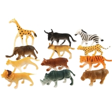 Zoo Animals - Animal Game Set ChildrenS Fun Toys