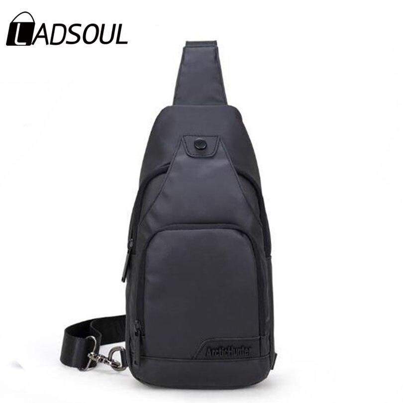 2018 New Men Messenger Bag Business Men Shoulder Bags Custom Waterproof Chest Pack Leisure Bag Casual Male Package Hot a415/h redfox сумка full size business messenger 1000 черный