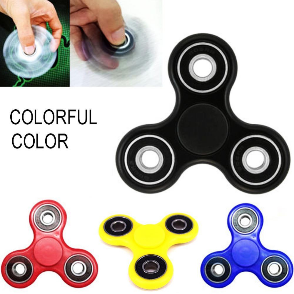 Hand Spinner Fidget Ceramic Ball Desk Toy EDC Stocking Stuffer Kids/Adult ...