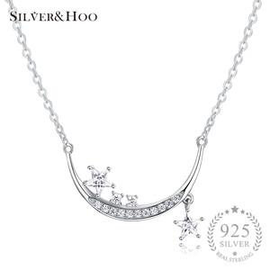 SILVERHOO 925 Sterling Silver