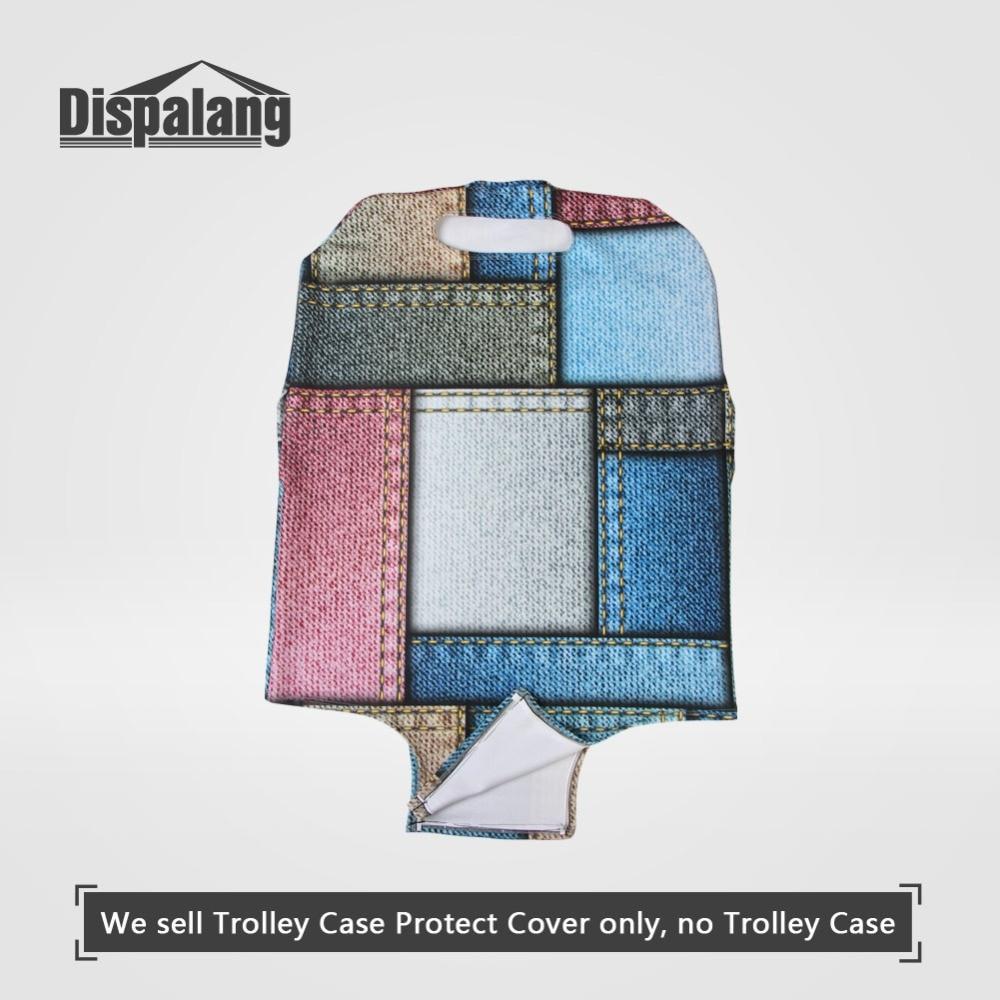 Dispalang 3D Nota Musical Impressão Caso Na Mala Para Bagagem de - Acessórios de viagem - Foto 6