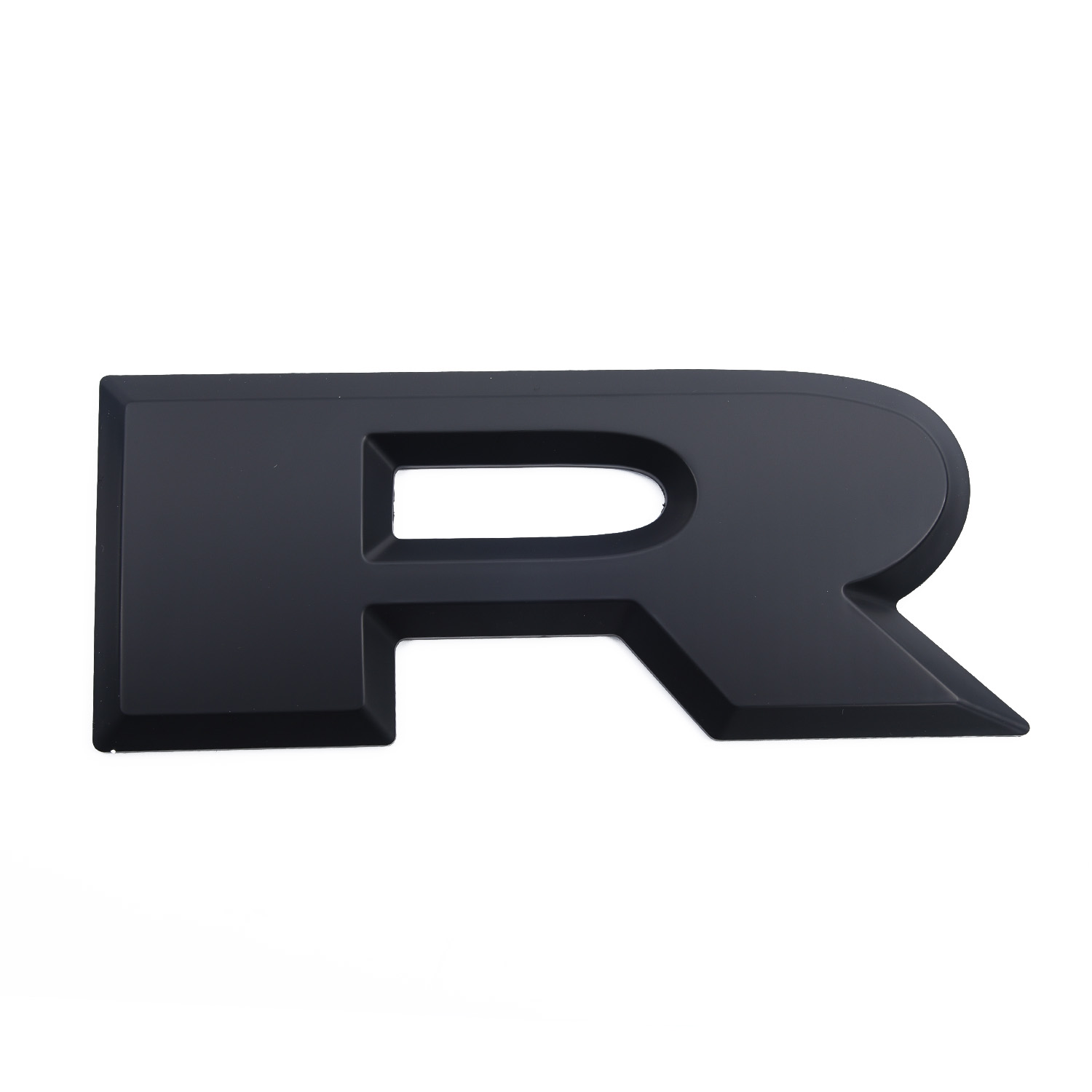 Image 3 - Flat Black 3D Tailgate Ram Emblem Trim Letters For Dodge Ram 1500 2015 2018 Part-in Car Stickers from Automobiles & Motorcycles