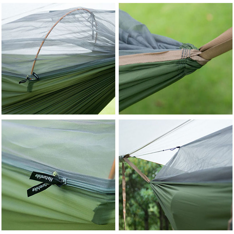 Aliexpress.com : Buy 1.5KG Naturehike Portable Outdoor Hanging Tree Tent  Hammock Tent With Bed Net Mosquito Ultralight Hang Canopy Camping 1 Person  from ... - Aliexpress.com : Buy 1.5KG Naturehike Portable Outdoor Hanging