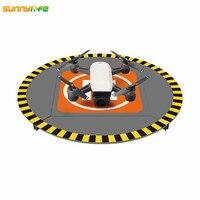 Chispa Sunnylife DJI DJI Mavic Pro DJI Phantom 4 3 2 LED Electrónica Landing Pad 38 cm Desmontable de Plástico Duro LED Luces Helipuerto
