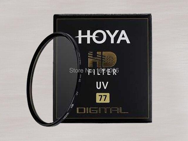 Хойя 77 мм HD UV - ультрафиолетовый фильтр цифровой высокой четкости объектива для DSLR зеркальные камеры