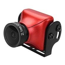 Jja-cm1200 1/3 CMOS 1200tvl мини Камера 2.5 мм объектив с OSD кнопки PAL/NTSC черный/красный для RC drone Quadcopter модели vs runcam