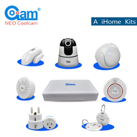 NEO COOLCAM A IHome Kits HD 720P Wifi IP Camera Wireless Surveillance Security Smart Home Automation