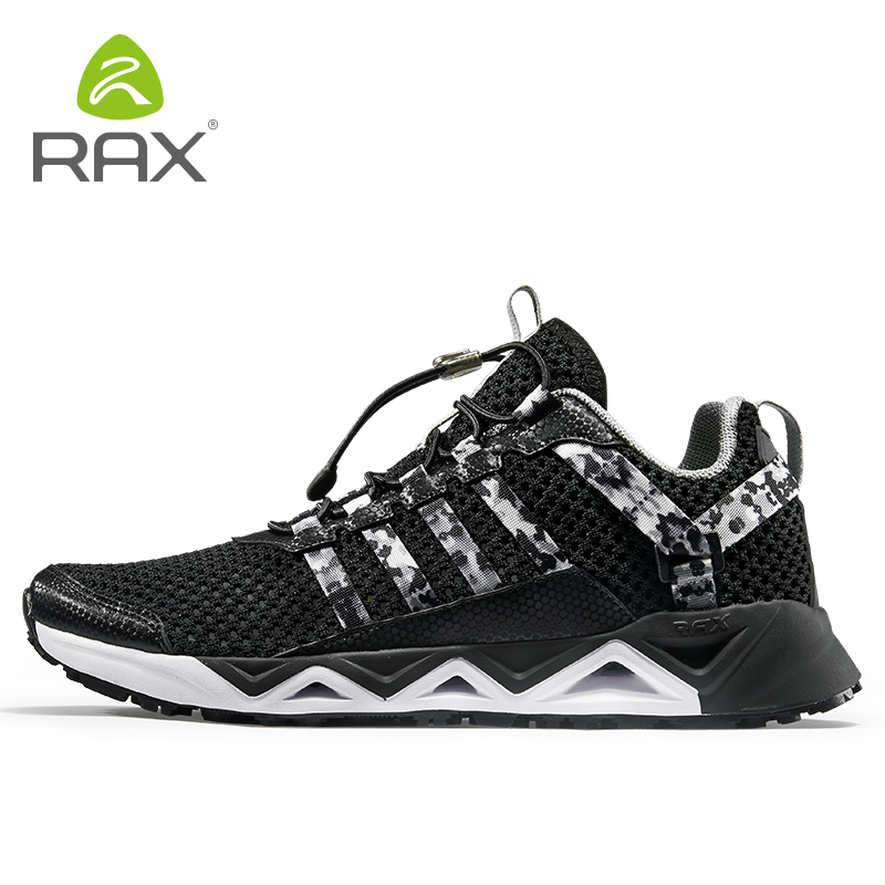 Rax 2019 Summer Men s Hiking Shoes Breathable Quick Drying Water Walking Shoes Outdoor Sports Sneakers