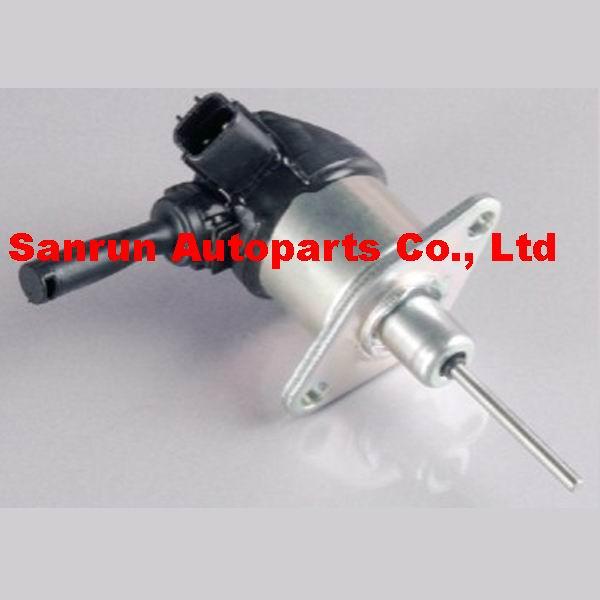 For  Fuel Stop Solenoid KX121-3 KX161-3 KX91-3 U35 U45 L4240 L4300 L4330 L4400For  Fuel Stop Solenoid KX121-3 KX161-3 KX91-3 U35 U45 L4240 L4300 L4330 L4400
