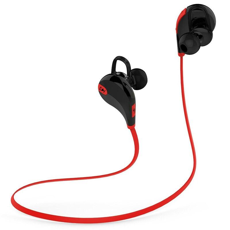 ФОТО Hot Sport Wireless Stereo Earbud Sweatproof Bluetooth headset Headphone Earphone Fone De Ouvido for iphone Samsung Huawei Xiaomi