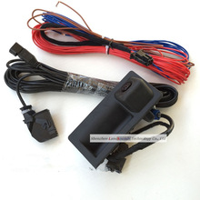 Rear-View-Camera RNS315 RNS510 Vw Passat Cable-Wiring Tiguan with for CC B7 Jetta Sharan