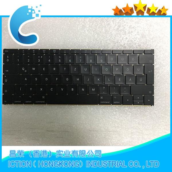 все цены на Original New A1534 Hungarian Hungary Keyboard for Macbook 12