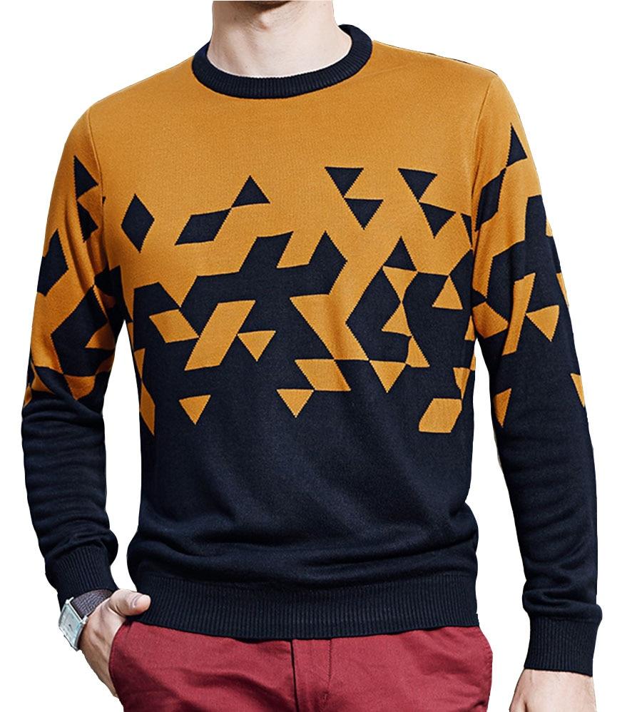 Winter Spring font b Men s b font Casual Thicken Warm Fleece font b Sweater b