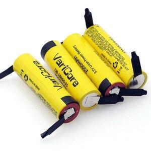 Image 5 - Varicore 100% オリジナル18650 2500 2200mahのリチウム経度充電式バッテリー3.6v電源20A放電 + diyニッケルシート