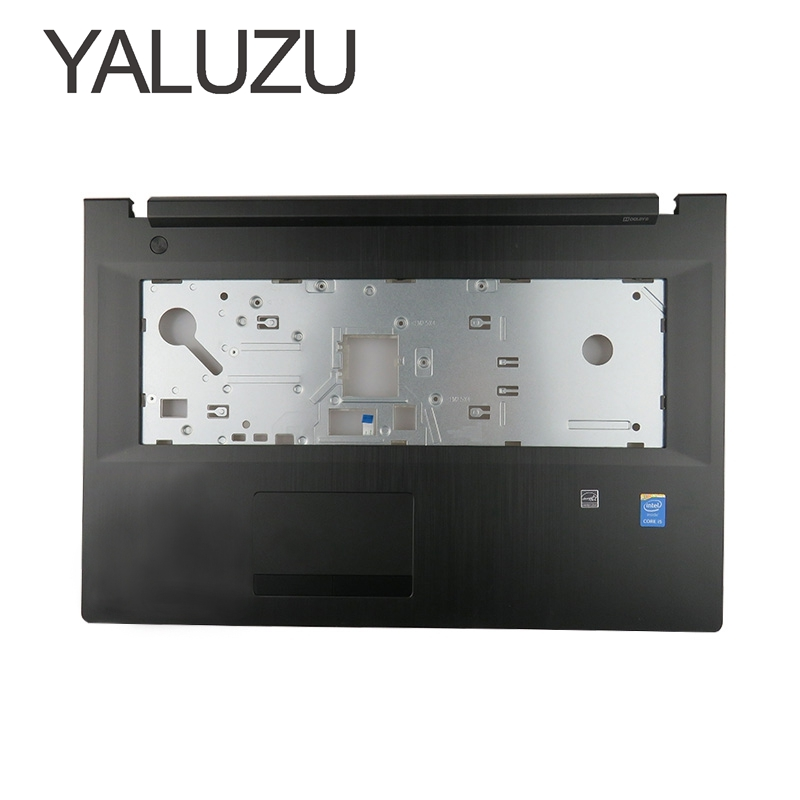 YALUZU New Top Cover Upper Case for Lenovo G70-70 G70-80 B70-70 Z70 G70 5CB0G89499 AP0U1000500 17 17.3