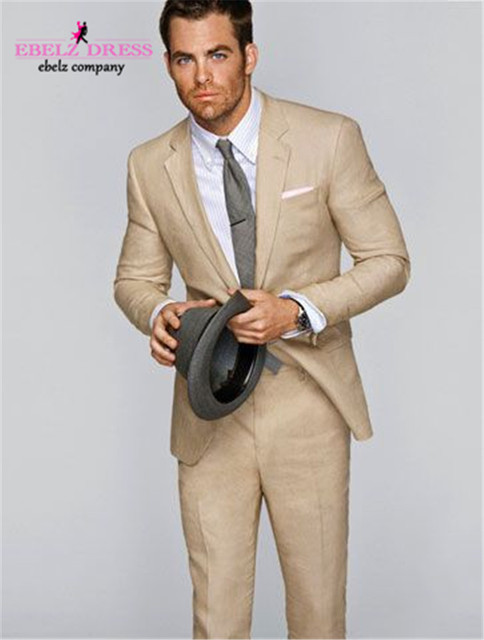 8d5f7b50e3b Mens Light Brown Suit