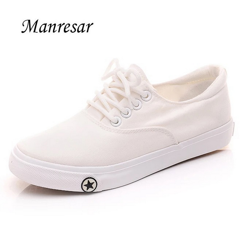 2017 New Manresar Fashion Couples Casual Shoes Unisex Flat Shoes Zapatos Mujer Women Lace Up Canvas Shoes Plus Size 35-44 e lov women casual walking shoes graffiti aries horoscope canvas shoe low top flat oxford shoes for couples lovers