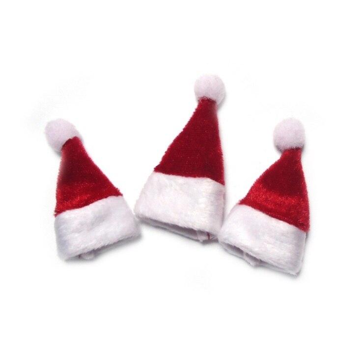 웃 유Mini Casa de muñeca accesorios escenas de la vida Navidad ...