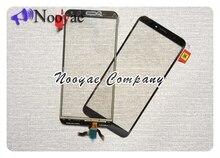 5,7 zoll Schwarz/Weiß Sensor Für Huawei Ehre 7A Pro AUM L29/Honor 7C AUM L41 Touchscreen Digitizer Glas panel