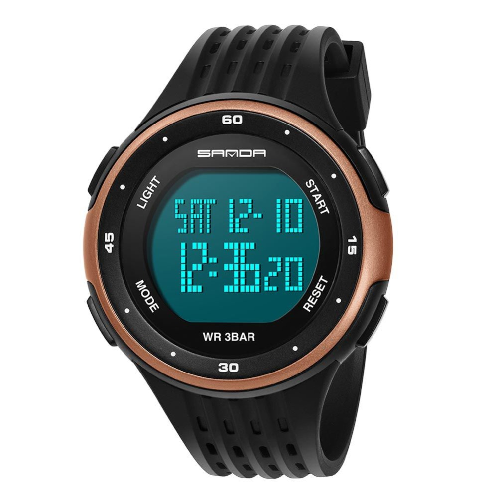 Cool Men Sports Watches Dive 50m Digital LED Military Watch Men Fashion Casual Electronics Waterproof WristwatchesCool Men Sports Watches Dive 50m Digital LED Military Watch Men Fashion Casual Electronics Waterproof Wristwatches