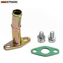 Epman Turbo Oil Drain / Return Pipe Kit Garrett BB GT25 GT28