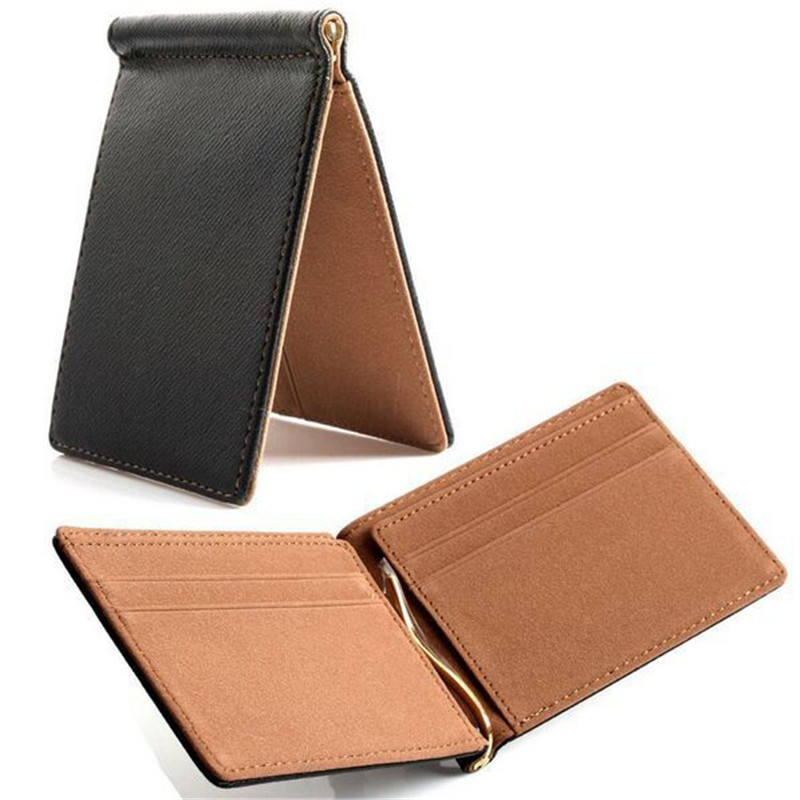 quality-money-clip-short-wallets-men-pu-leather-clamp-dollar-money-holder-famous-brand-male-wallet-clip-luxury-business-style