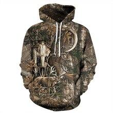 Explosive spring animal 3d printing Hip Hop  long sleeve Hoodie couple Sweatshirt streetwear hipsters hooded baseball jacket