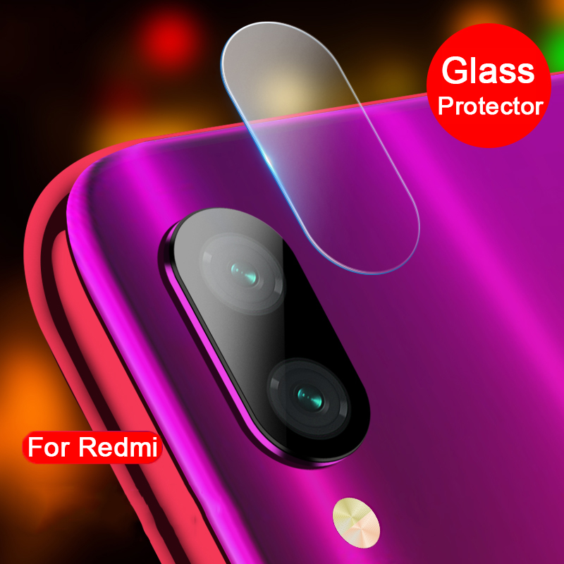 2pcs camera protector Tempered glass for Xiaomi Redmi Note 7 6 5 Pro 6A S2 redmi7 redmi5 plus note7 note6 note5 Lens glass film(China)