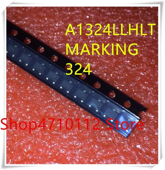 IC NEW 10PCS A1324LLHLT A1324 MARKING 324 SOT 23 IC