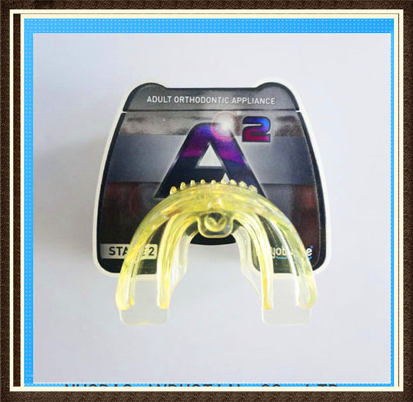 Original australia trainer A2 Dental Orthodontic Braces Tooth Orthodontic Appliance Trainer myofunctional infant trainer phase ii hard oringal made in australia infant primary dentition trainer girls