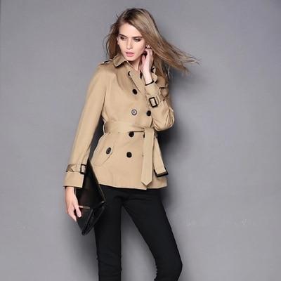 Aliexpress.com : Buy New Spring Coat 2017 Brand Fashion Soild Bur ...