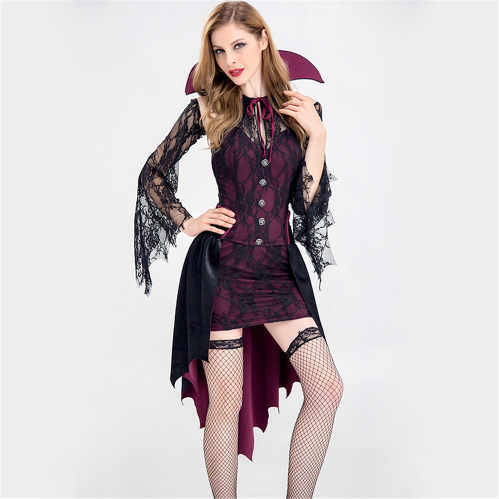 Seductive Vampire Costumes For Women This Halloween