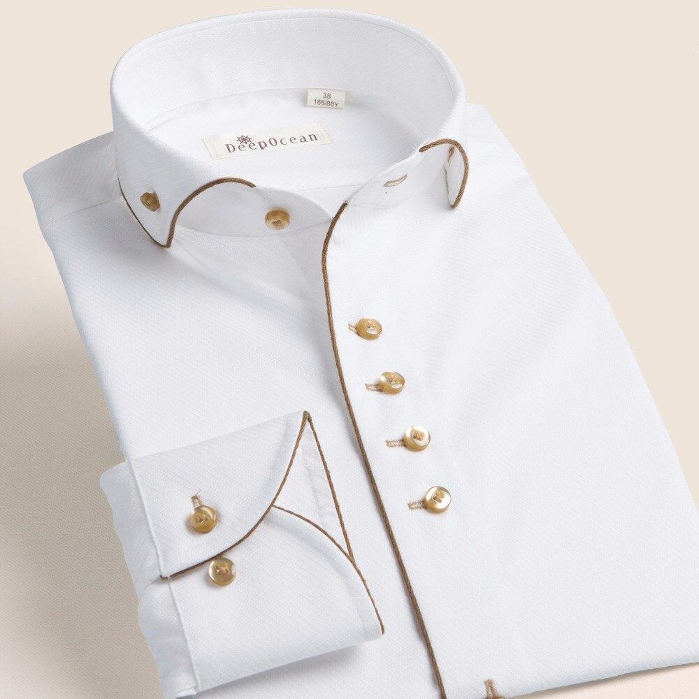 Мода мужская Рубашка Бренд Colothing Человек Рубашка С Длинным Рукавом Бизнес Случайный Рубашки Хлопка Рубашки Платья camisa де hombre