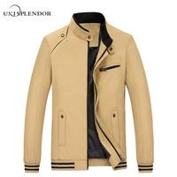 Uni Splendor 2016 Men Classic Baseball Jacket Fashion Men S Casual Zipper Jackets Autumn Warm Coat