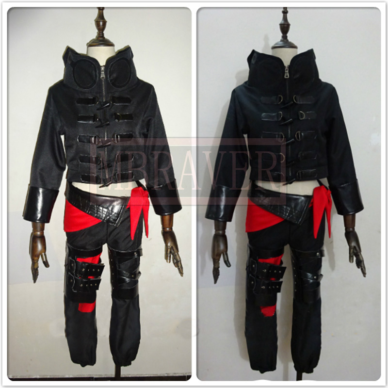 DMMD Cosplay Dramatical Murder black Seragaki Aoba cosplay costume customize any size