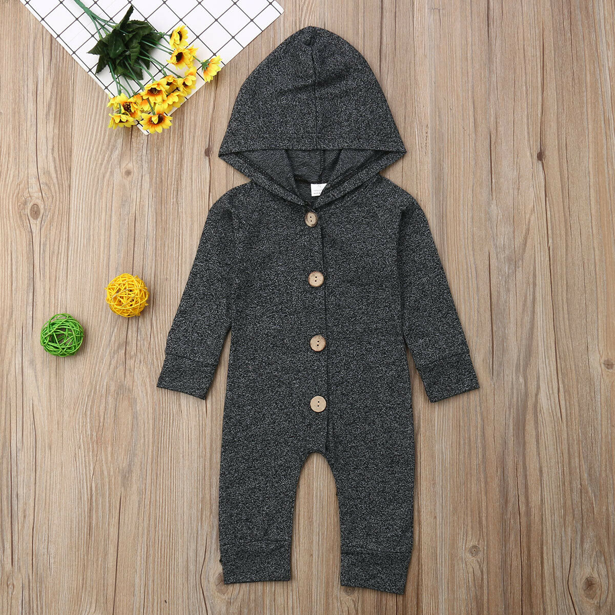 Heather dark gray