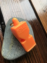 100pcs/lot Colorful Fox 40 Whistle Sport Whistle Refree Whistle(without Canada logo)(China)