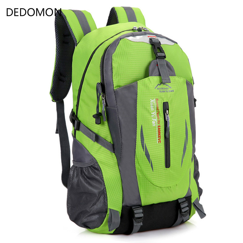 25L Waterproof Durable Outdoor Climbing Backpack Women&Men Hiking Athletic Sport Travel Backpack High Quality Rucksack lemochic high quality sport mountaineer travel male bag waterproof canvas motorcycle climbing rucksack fishing hunting backpack